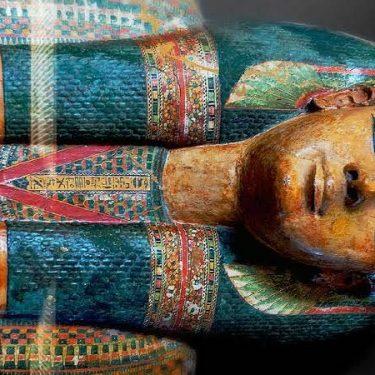 Colorful Mummy